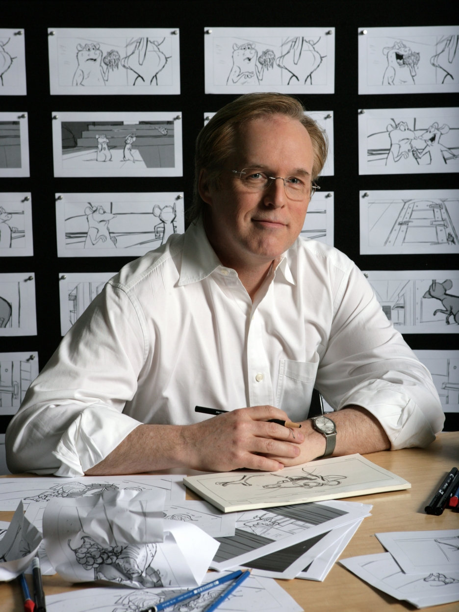 brad bird voiced edna mode